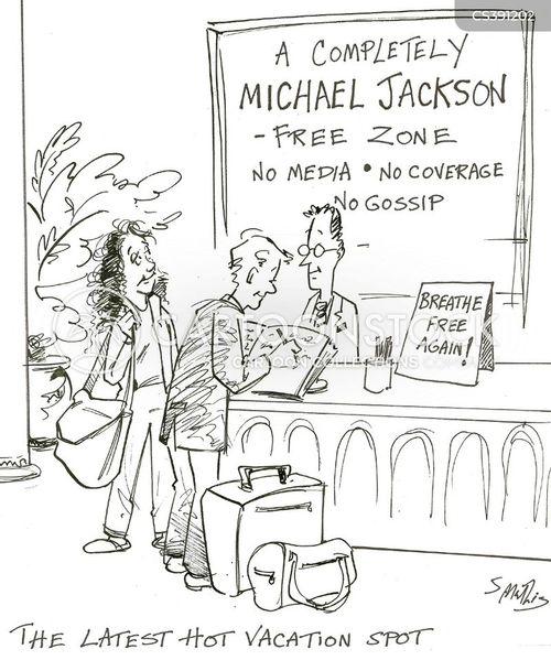 popular destination cartoon