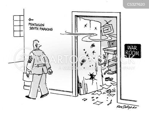 war rooms cartoon
