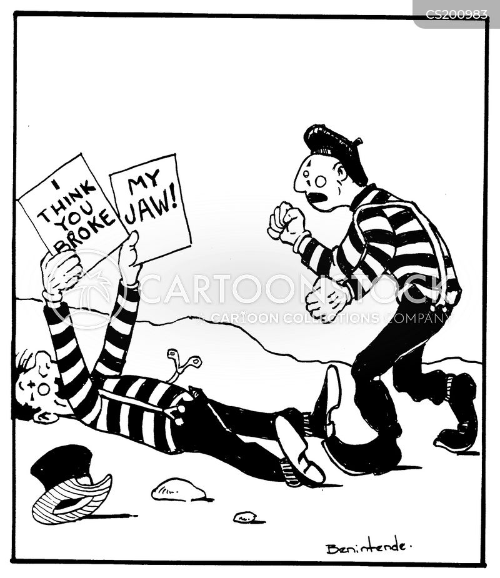 brawler cartoon