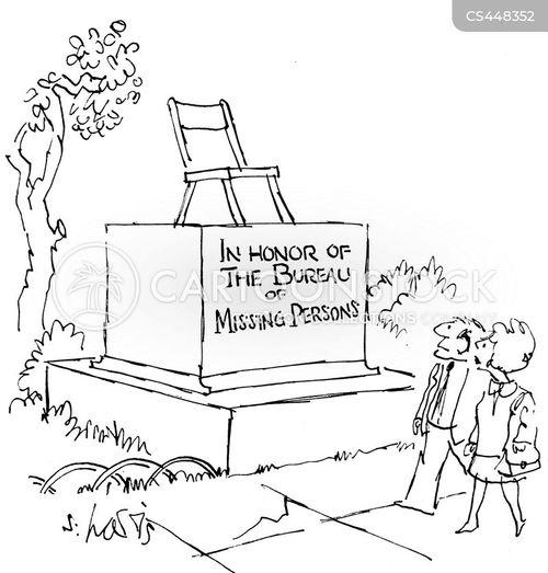 federal agency cartoon