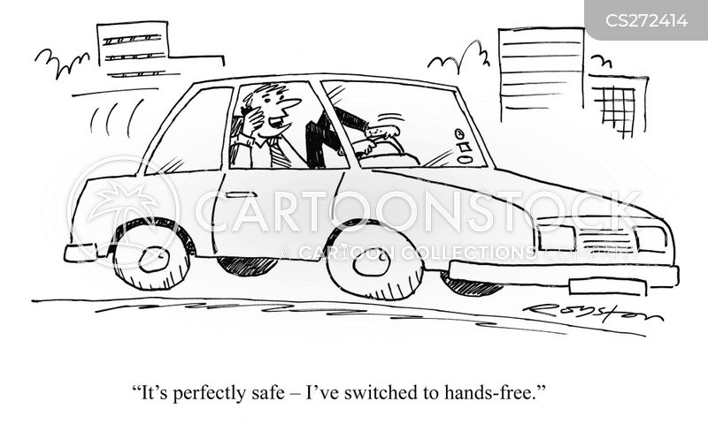 motorists cartoon
