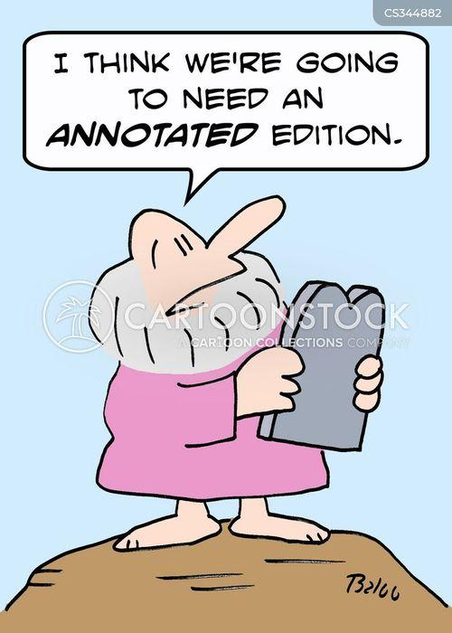 edition cartoon