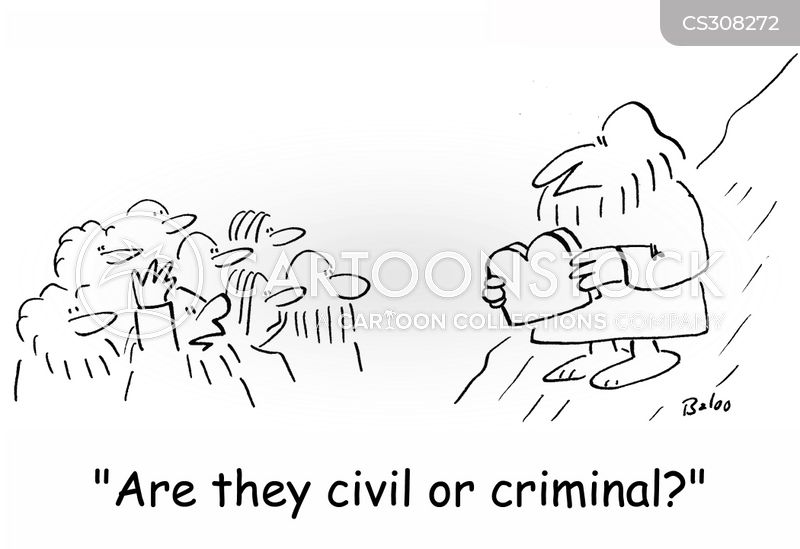 civil cartoon