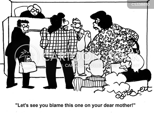 versus cartoon