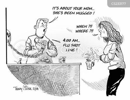 preventative medicine cartoon