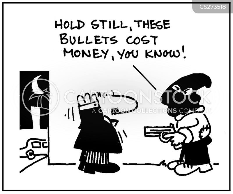 cost cut cartoon