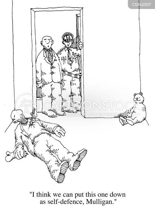 assults cartoon