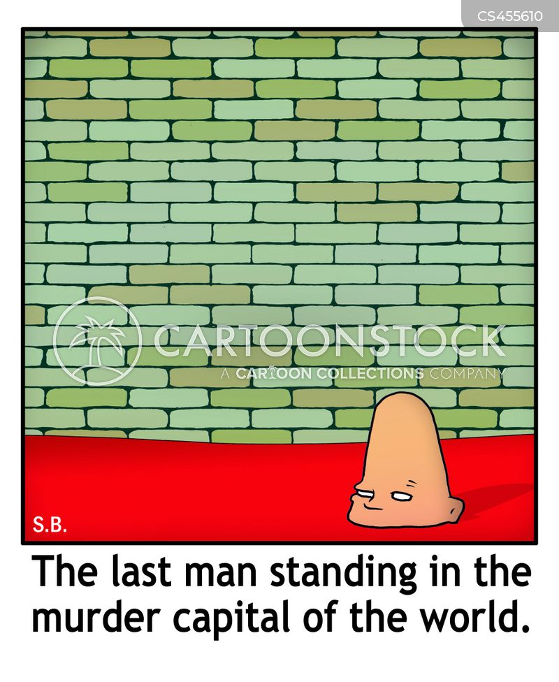 last man standing cartoon