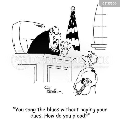 sang cartoon