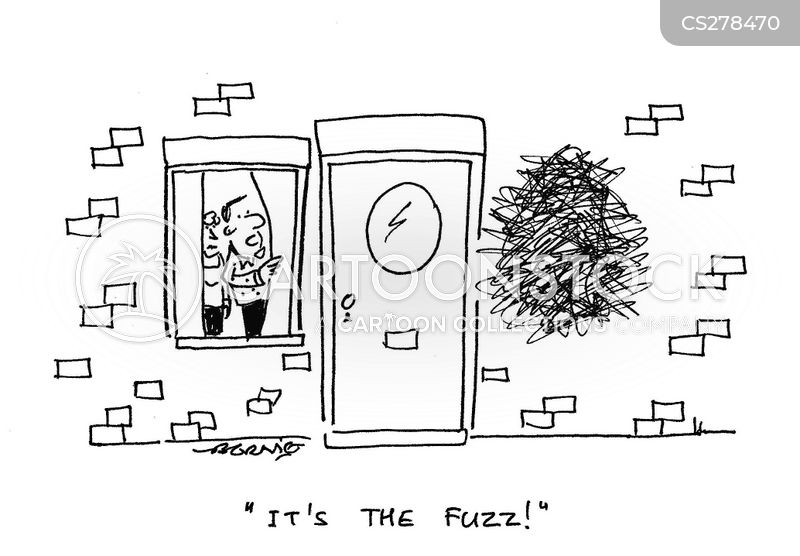 fuzz cartoon