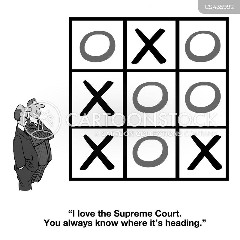 supreme court rulings cartoon