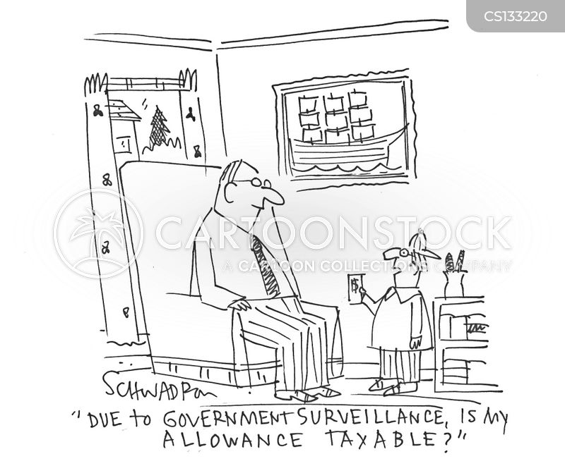 edward snowden cartoon