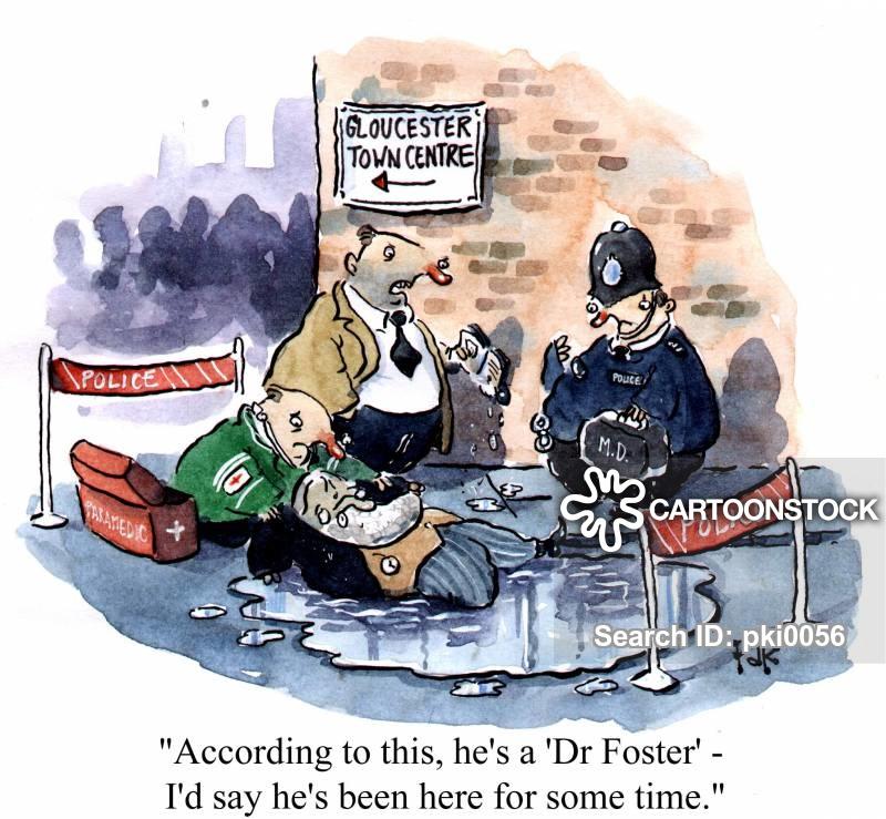 doctor foster cartoon