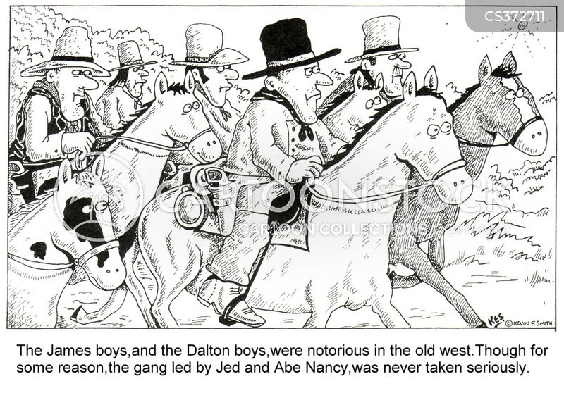 dalton boys cartoon