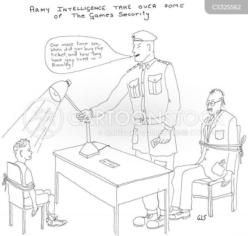 army intelligence cartoon