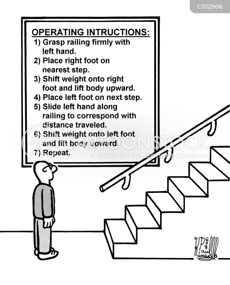 Safety Instructions Cartoons And Comics Funny Pictures From