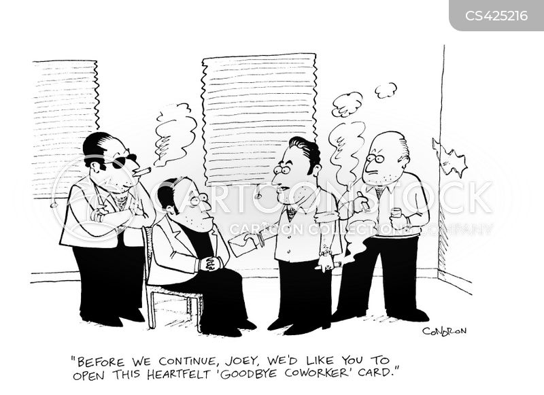 whacked cartoon