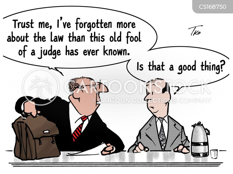 law book cartoon