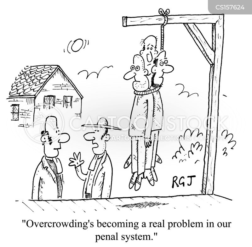penal system cartoon