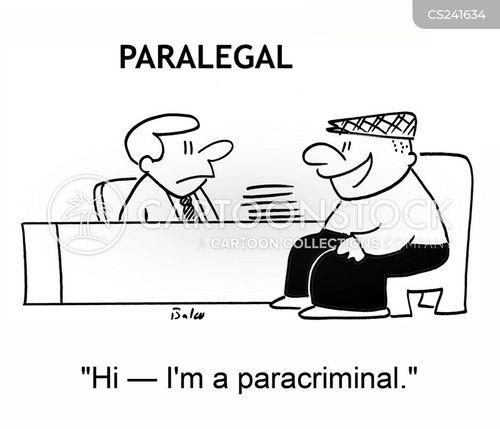 paralegal cartoon