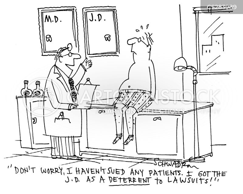 legal cases cartoon