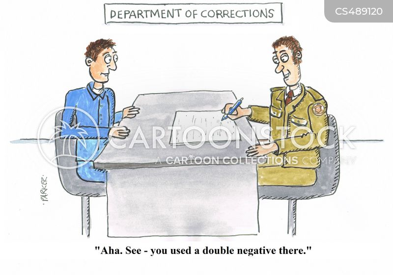 department of corrections cartoon