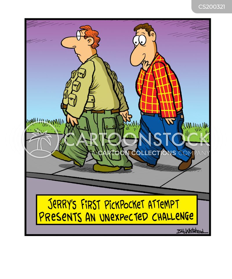 cargo pants cartoon