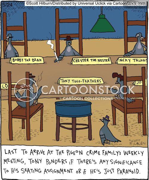 talons cartoon