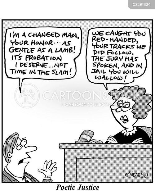 jurisprudence cartoon