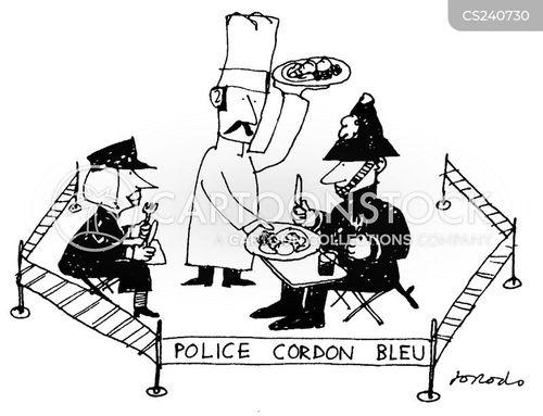 cordon cartoon