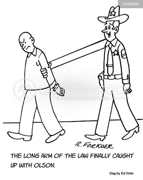 fugitives cartoon