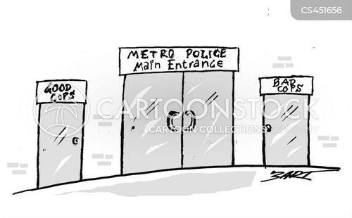 fine line cartoon