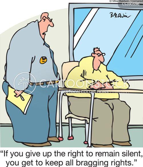 bragging right cartoon