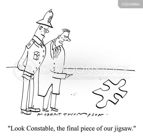 jigsaws cartoon