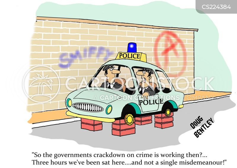 misdemeanour cartoon