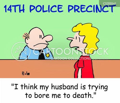 bored to death cartoon