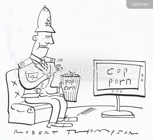 viewed cartoon