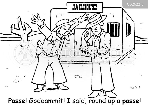 jailhouse cartoon
