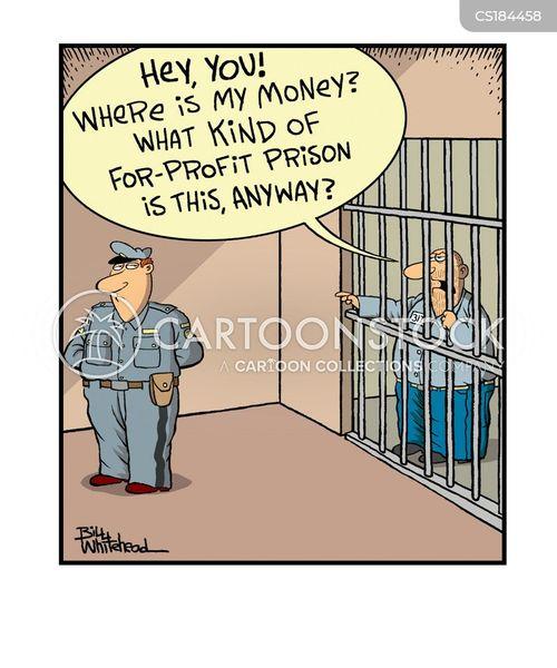 jailer cartoon