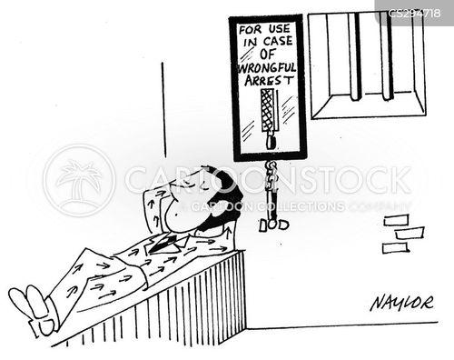 slammer cartoon