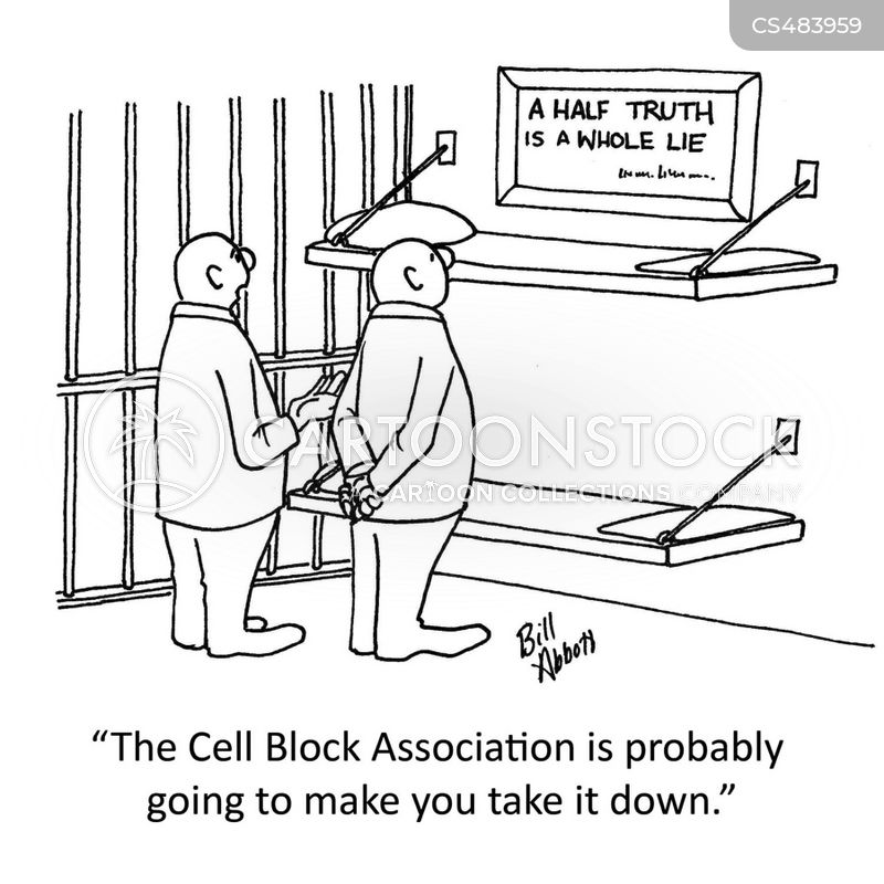 neighborhood association cartoon