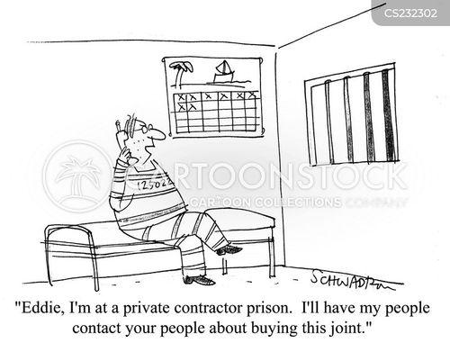 privatising cartoon