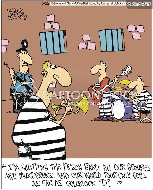 groupie cartoon