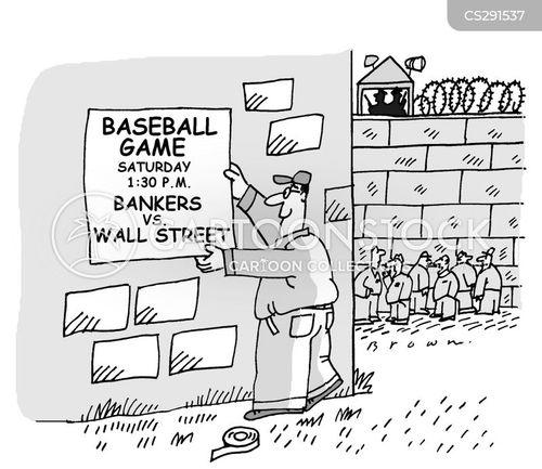 ball game cartoon