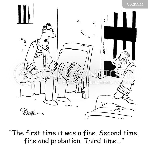 probation cartoon