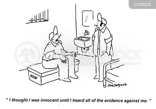 evidences cartoon