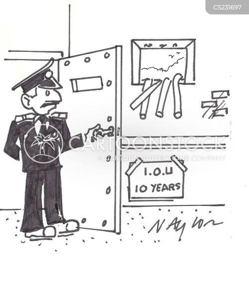 iou cartoon