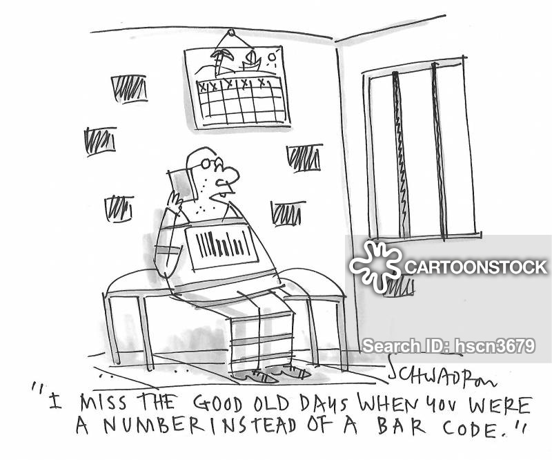 modern prisons cartoon