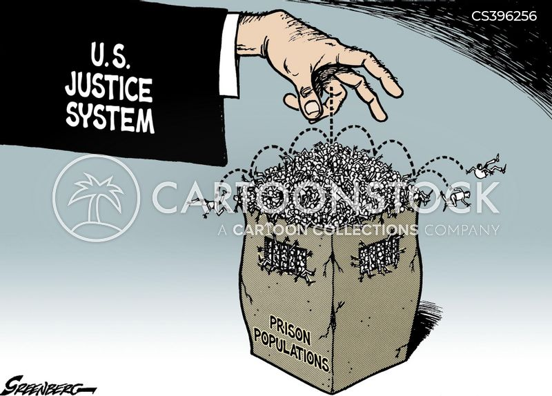 american prisons cartoon