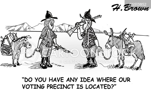 prospecting cartoon
